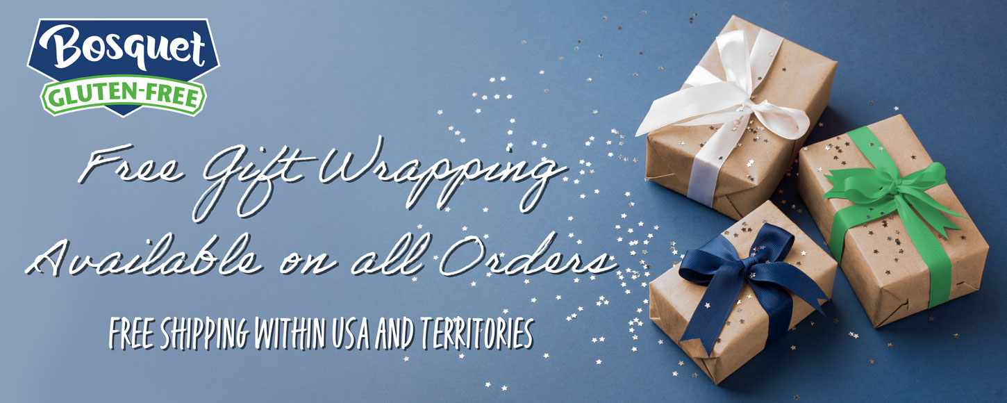 Free gift wrapping available on all orders. Free Shipping within the U.S. and Territories