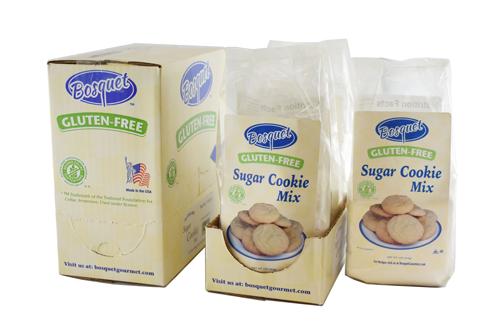 Bosquet Gluten-Free Sugar Cookie Mix