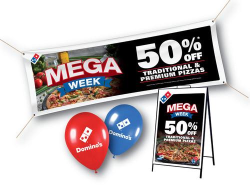 Mega Week Promo Pack