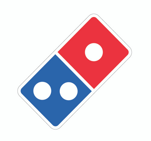 Domino's Tile Sticker