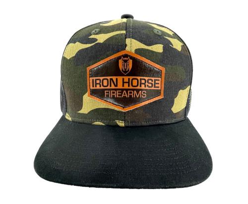 Iron Horse Camo Snap Back