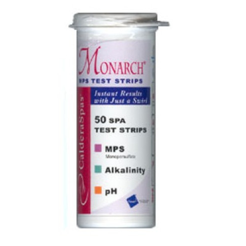 Caldera Monarch MPS Test Strips - 73760