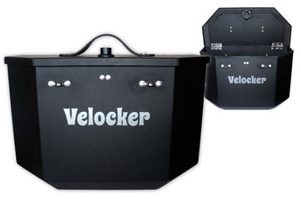 "Set of two 15"" Velocker SPORT - Black Powder Coat"
