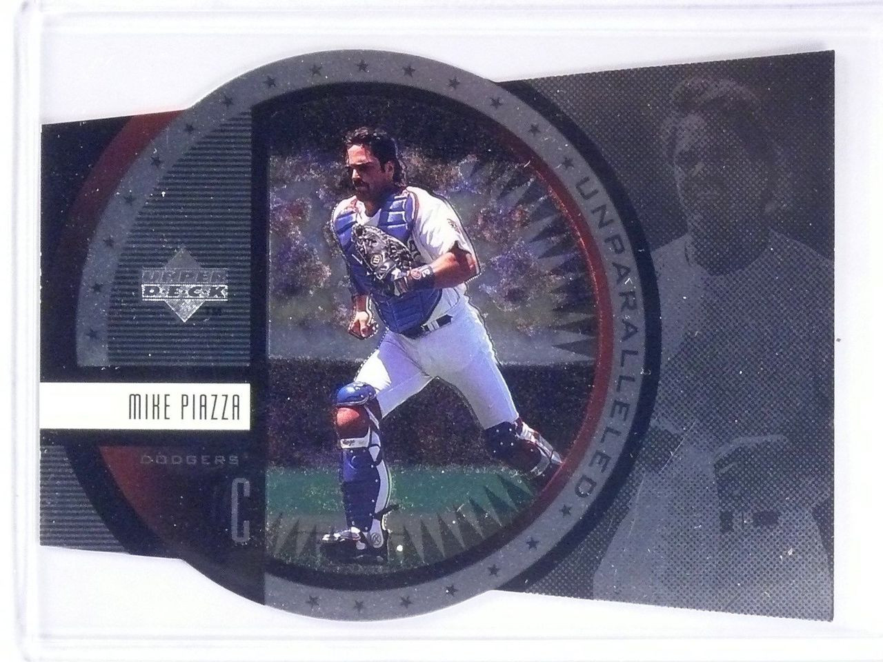 1998 Upper Deck Unparalleled Mike Piazza 10 61785