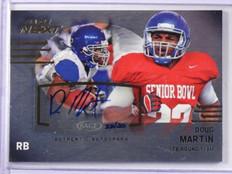 DELETE 13213 2012 Sage Next Doug Martin auto autograph rc rookie #D22/30 #SA-32 *38761