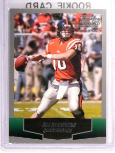 2004 Topps Draft Picks and Prospects Eli Manning Rookie RC #150 *52666