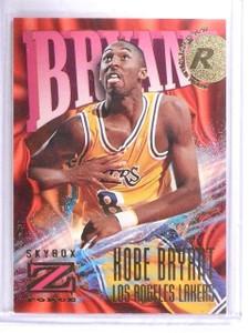 1996-97 Z-Force Kobe Bryant Rookie RC #142 *62088