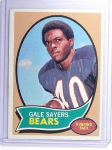 1970 Topps Gale Sayers #70 EX *48056