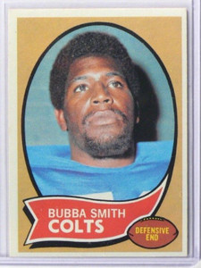 1970 Topps Bubba Smith rc rookie #114 NM-MT *36711