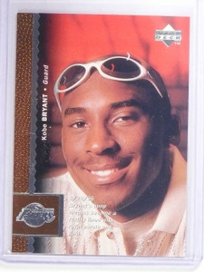 1996-97 Upper Deck Kobe Bryant Rookie RC #58 *64608