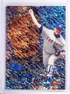 1998 Flair Showcase Legacy Collection Row 1 Roger Clemens #D71/100 #21 *59314