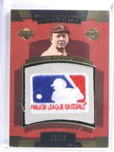 2004 Upper Deck Sweet Spot Classic MLB Patch Cy Young #D16/25 #SSPCY *58318