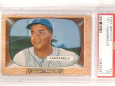 1955 Bowman Roy Campanella #22 PSA 3 VG *46436