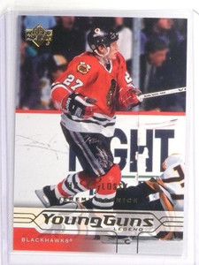 04-05 Upper Deck YGL High Gloss Gold Jeremy Roenick #D3/5 #203 *49323