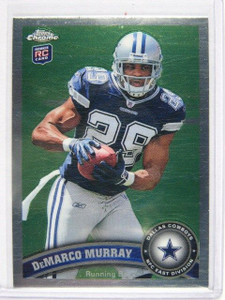 2011 Topps Chrome Demaraco Murray rc rookie #173 *31664