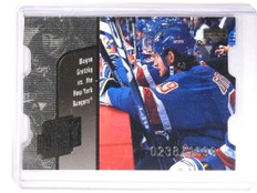 1998-99 Upper Deck Year of the Great One Wayne Gretzky #GO17  /1999 *52047