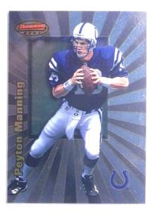 1998 Bowman's Best Peyton Manning rc rookie #112 *67768