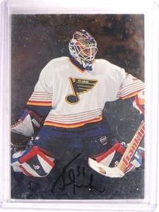 1998-99 By A Player BAP Grant Fuhr autograph auto #122 *67936