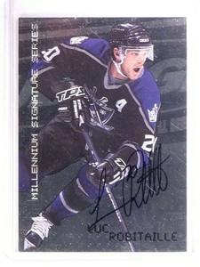 1999-00 Be A Player BAP Adam Graves autograph auto #166 *68556