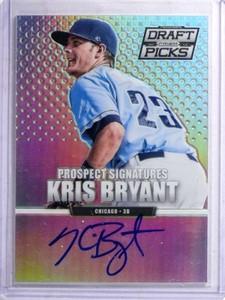 2013 Panini  Draft picks Prizm Kris Bryan autograph auto rc rookie #6 *68845