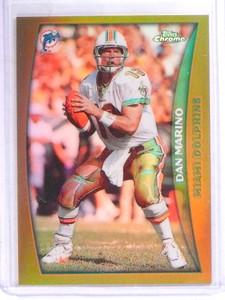 1998 Topps Chrome Refractor Dan Marino #29 *69123