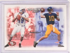 2000 Skybox Dominion Tom Brady rc rookie #234 *69787 ID: 16731