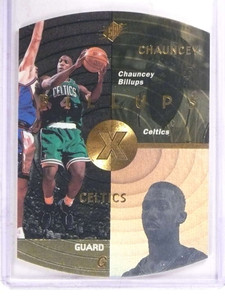 1997-98 SPX Gold Chauncy Billups rookie rc #3 *69878