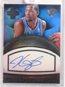 2013-14 Panini Innovation Foundations Ink Kevin Durant autograph auto /35 *69997