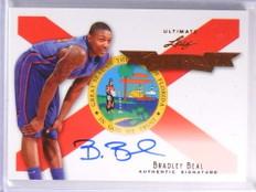 2012-13 Leaf Ultimate State Pride Bradley Beal Rookie Autograph #SPBB1 *71476