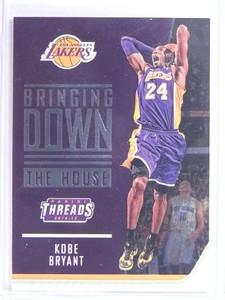 2016-17 Panini Threads Bringing Down the House Kobe Bryant #14 *71264