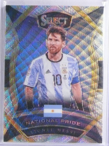 2016-17 Select National Pride Lionel Messi #2 *65814