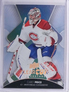 2017-18 Upper Deck Clear Cut Superstars Carey Price #CCSCP *71254