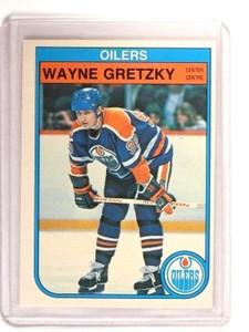 1982-83 O-Pee-Chee Wayne Gretzky #106  *47100