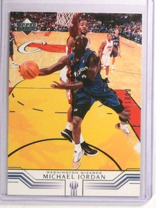 2002-03 Upper Deck Spokesmon Michael Jordan #D588/1000 #MJ1 *72319