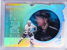 2016-17 UD Black Diamond Run for the Cup Drew Doughty #D78/99 #RUNDD *64107