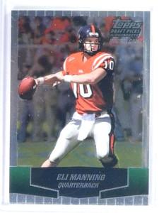 2004 Topps Draft DPP Chrome Eli Manning rc rookie #150 *80956