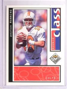 1998 UD Choice Peyton Manning Rookie RC #193 *67170