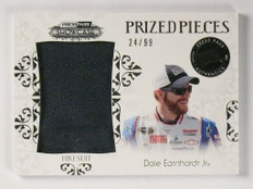 2012 Press Pass Showcase Prized Dale Earnhardt Jr. Firesuit #D24/99 *48933