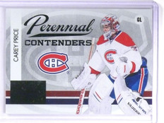 2010-11 Playoff Contenders Perennial Purple Carey Price #D087/100 #17 *62126