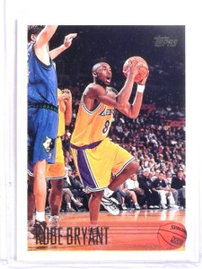 1996-97 Topps Kobe Bryant Rookie #138 *59917