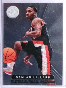 2012-13 Panini Totally Certified Damian Lillard Rookie RC #70 *65999