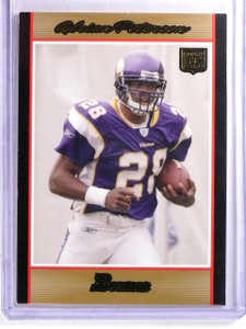 2007 Bowman Gold Adrian Peterson Rookie RC #126 *66591