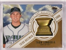 2014 Topps Rookie Cup All-Stars Evan Longoria Commemorative #D64/99 #RCAS19 *514