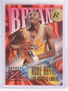 1996-97 Z-Force Kobe Bryant Rookie RC #142 *51375
