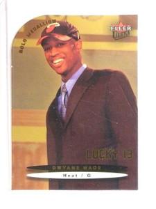 03-04 Fleer Ultra Gold Medallion Dwyane Wade rc rookie #175 *46720