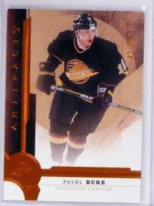 2016-17 UD Artifacts Orange Pavel Bure #D42/55 #132  *61078