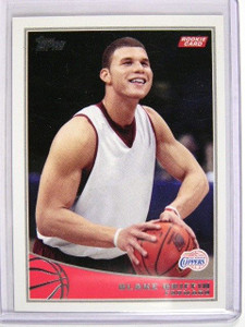 09-10 Topps Blake Griffin rc rookie #316 *29324