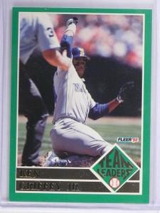 1992 Fleer Team Leaders Ken Griffey Jr. #15 *62322
