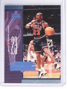 1998-99 Upper Deck Michael Jordan AeroDynamics #A1 *49626