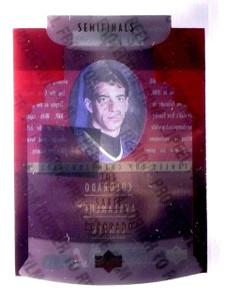 1996-97 Upper Deck Lord Stanley's Heroes Semifinals Sakic #D0102/1000 #LS7 *6428